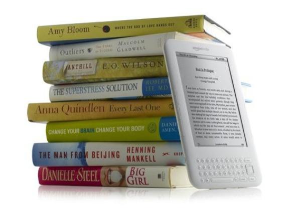 Boeken, kranten en tijdschriften