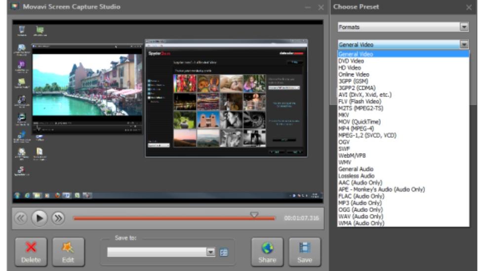 movavi screen capture studio 8 кряк